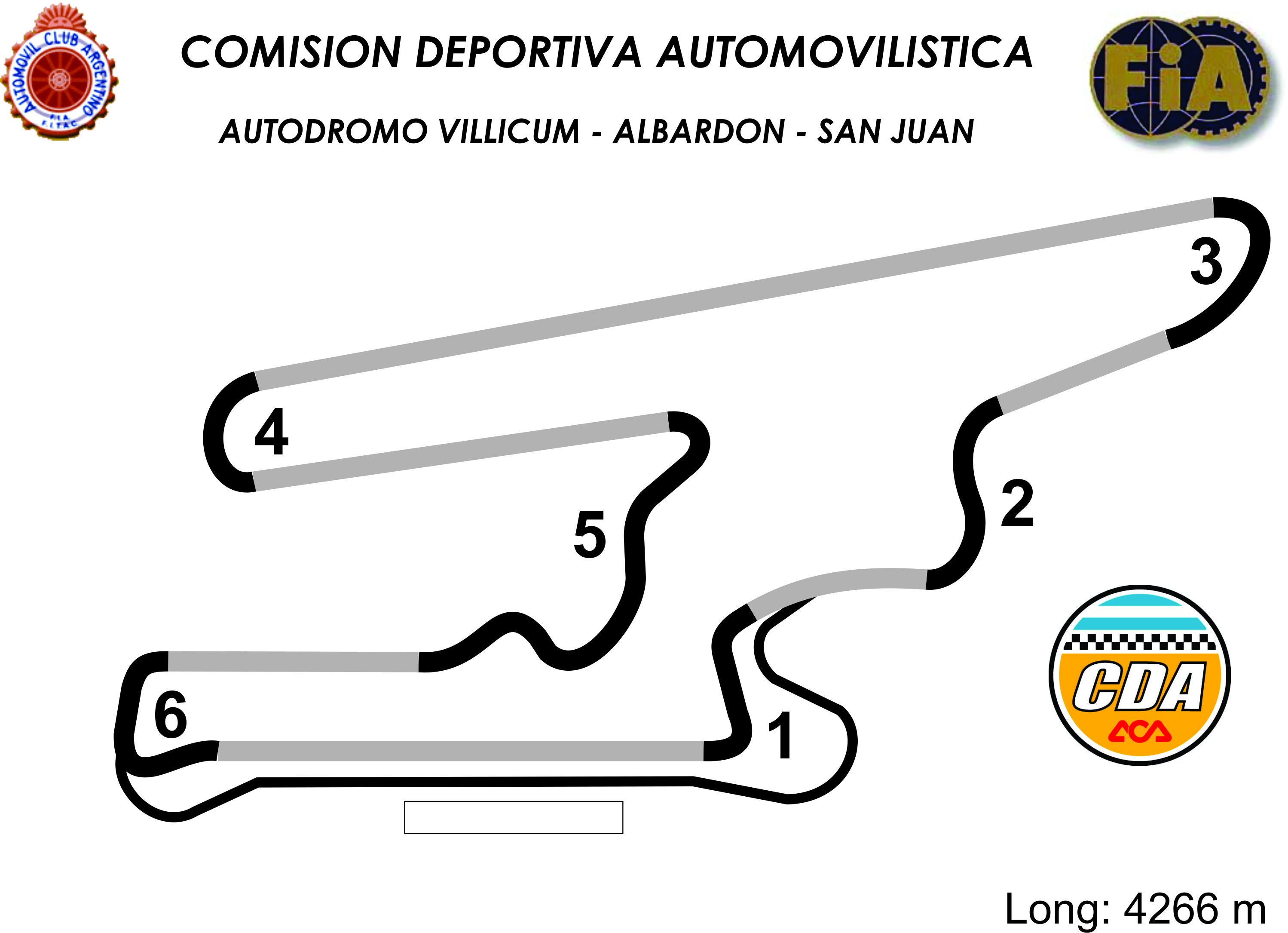 Autódromo San Juan Villicum