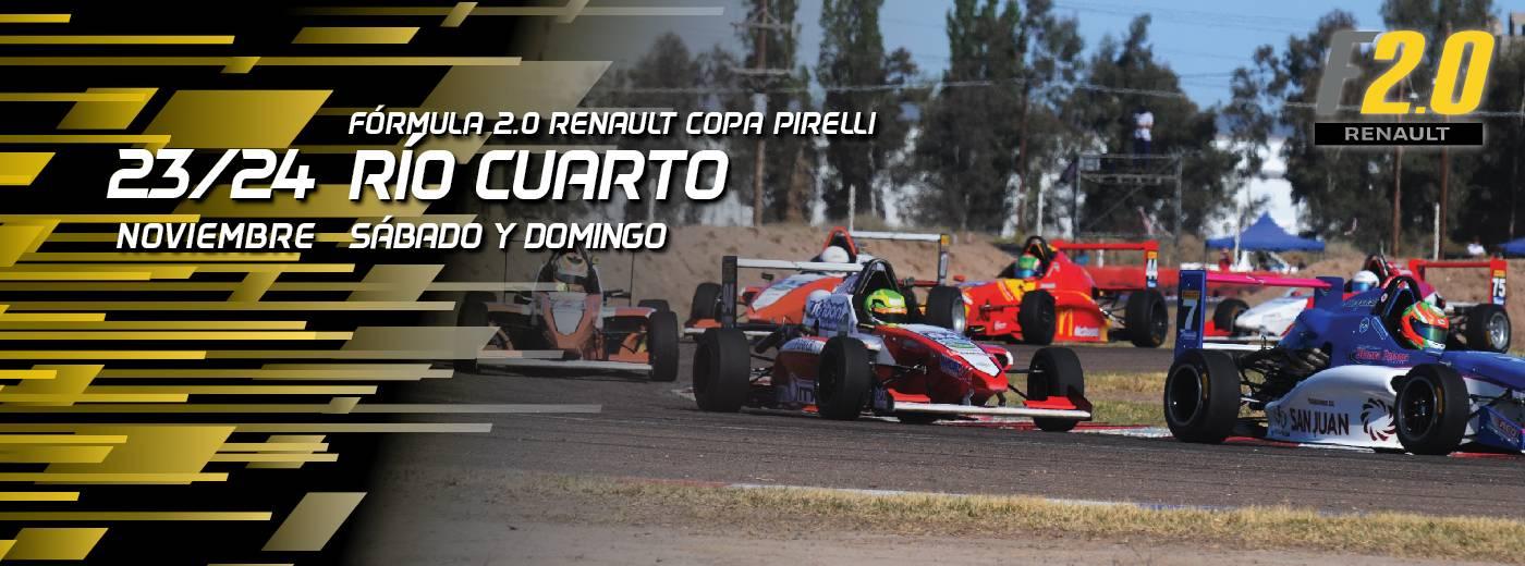 F2.0 Río Cuarto