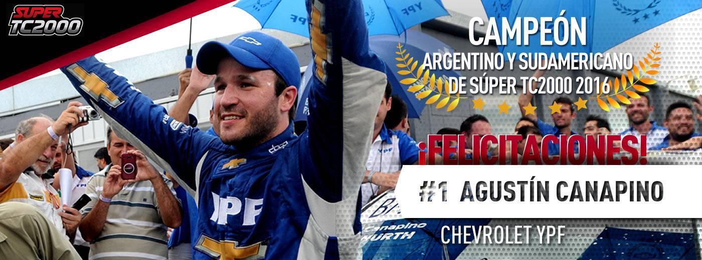 Canapino Campeón STC2000