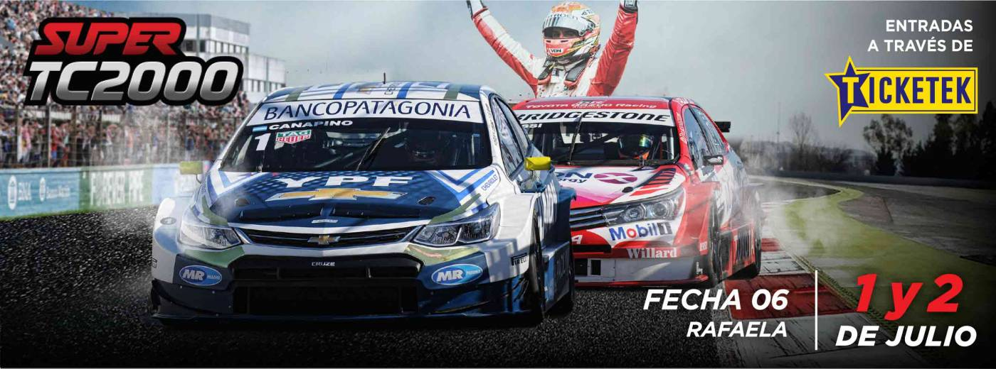 STC2000 Buenos Aires