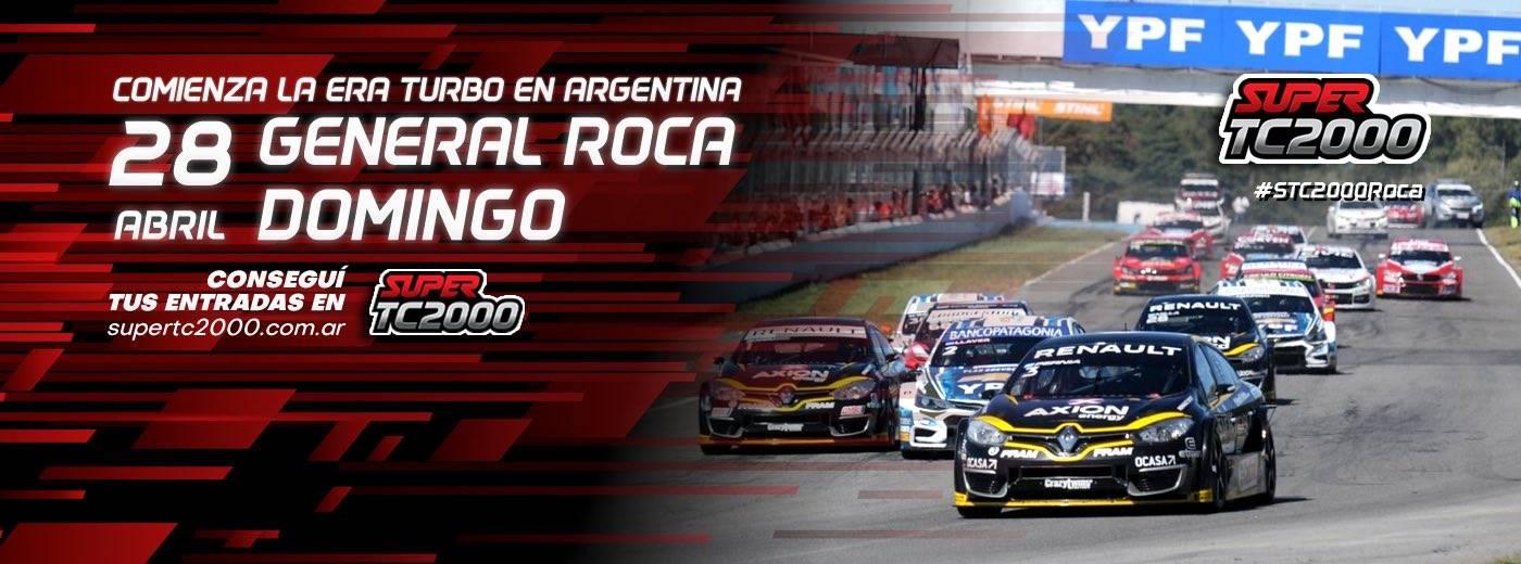 STC2000 General Roca