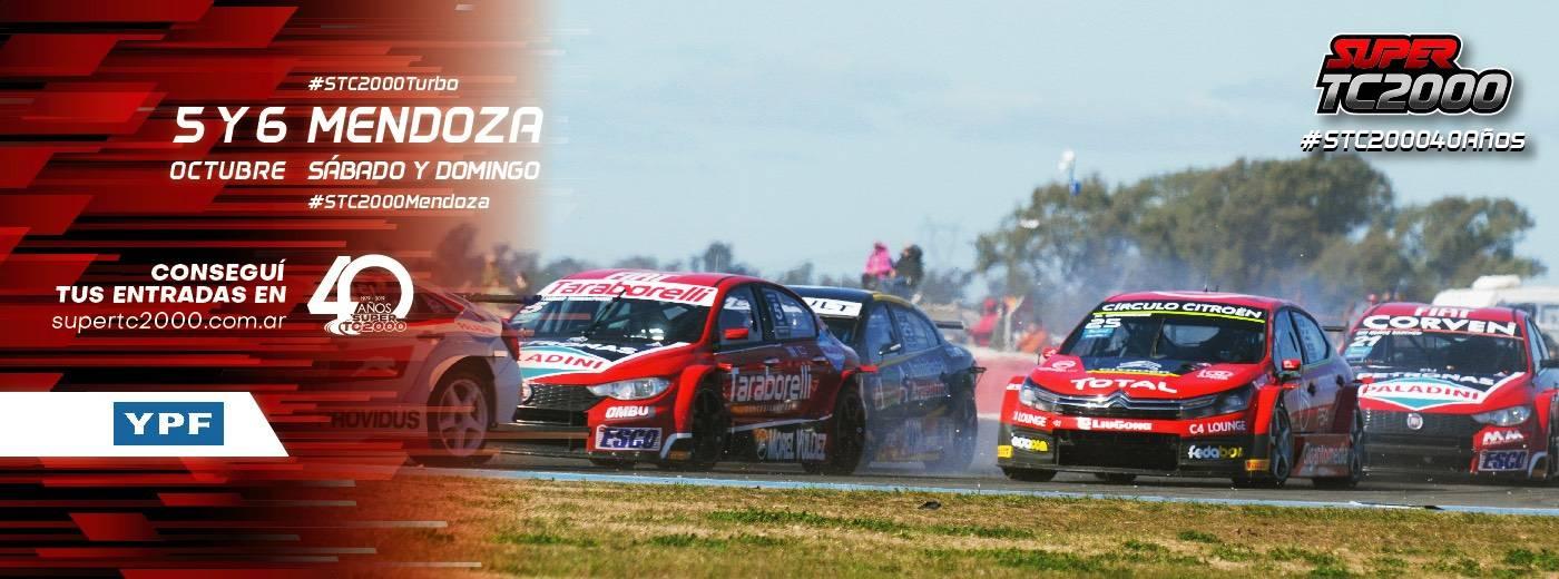 STC2000 Mendoza