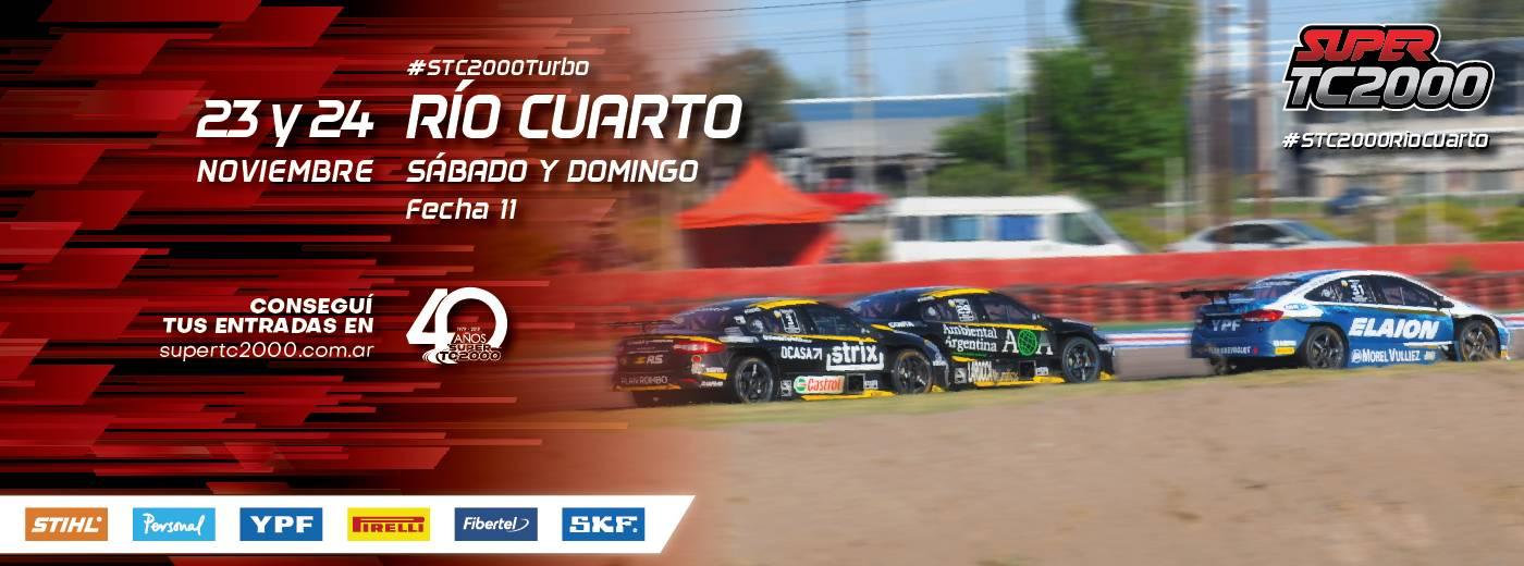 STC2000 Río Cuarto