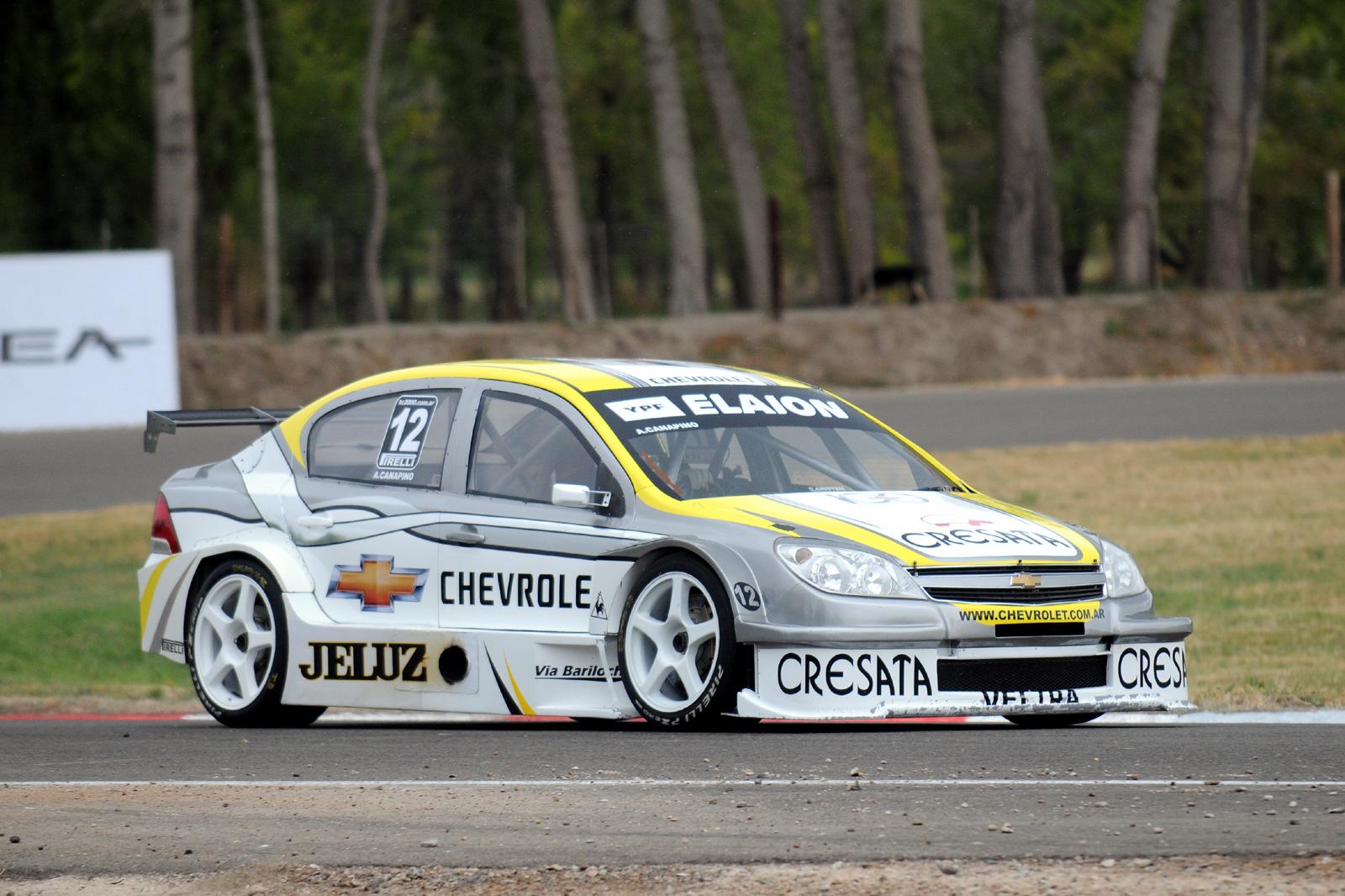 Tc 2000 Chevrolet Cruze