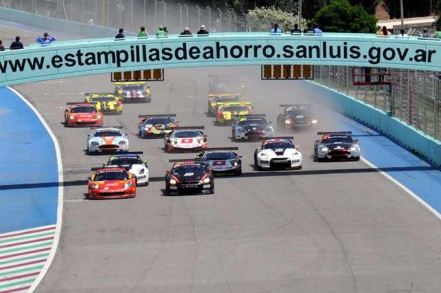 Circuito Norte Argentino En Auto : El circuito argentino para categorías de primer nivel
