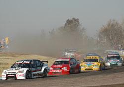 Coscia consiguió su 1er. triunfo parcial en TC2000