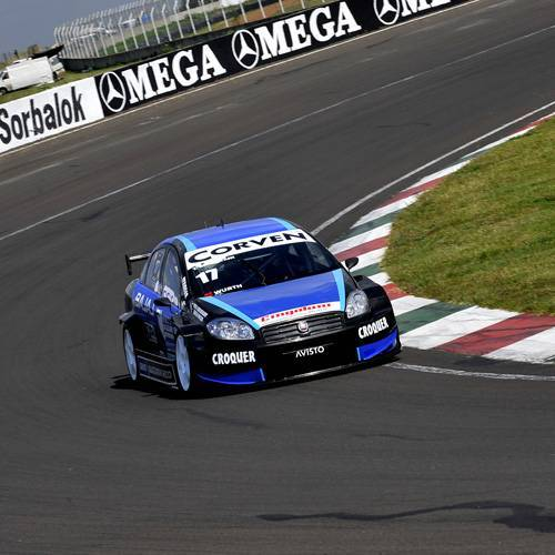 TOMÁS CINGOLANI. 97 RACING