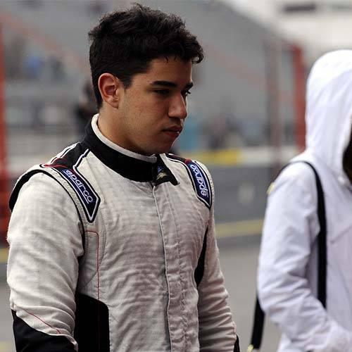 GABRIEL GANDULIA – AMBROGIO RACING