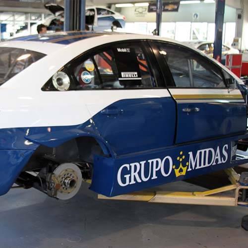 EQUIPO PRO RACING - TEMPORADA 2017
