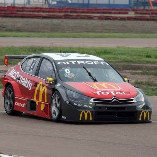 CITROËN TOTAL RACING TEAM – CUARTA FECHA