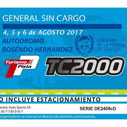 EL ROSENDO HERNÁNDEZ RECIBE AL TC2000