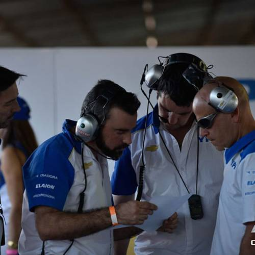LUCIANO MONTI – EQUIPO YPF CHEVROLET