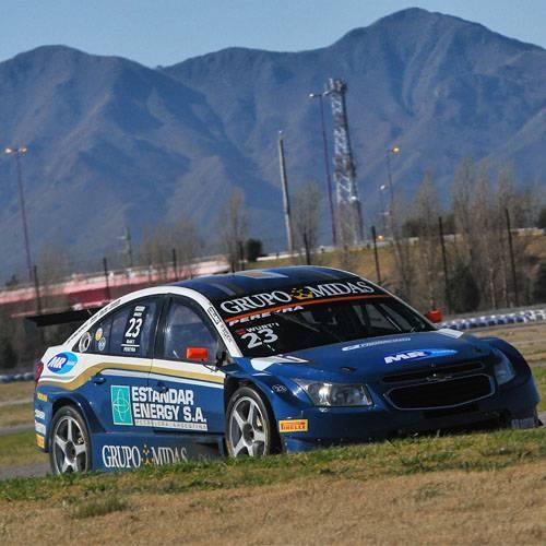 EQUIPO PRO RACING - OCTAVA FECHA