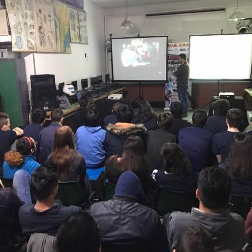 CICLO DE EDUCACIÓN Y CONCIENTIZACIÓN VIAL