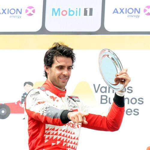JOSÉ MANUEL URCERA – CITROËN TOTAL RACING TEAM