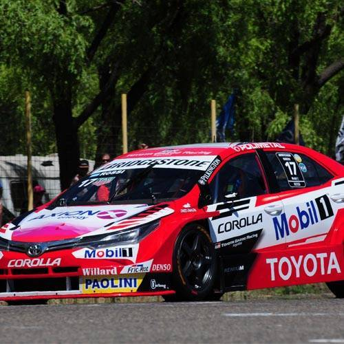 TOYOTA GAZOO RACING ARGENTINA - GRAN PREMIO CORONACIÓN