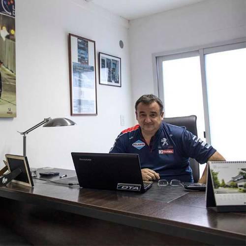 ULISES ARMELLINI-TEAM PEUGEOT TOTAL ARGENTINA