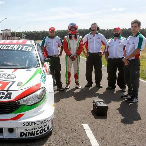 NICOLÁS CARBÓN – FIAT JM MOTORSPORT