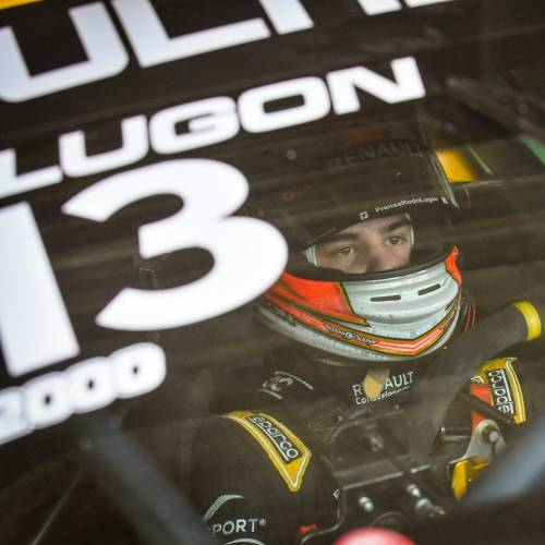 RODRIGO LUGÓN – AMBROGIO RACING