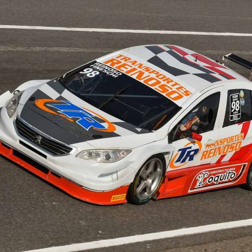 BRAIAN REINOSO – FINESCHI RACING