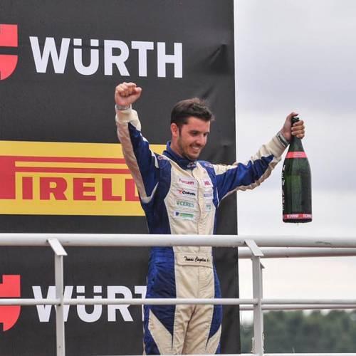 TOMÁS CINGOLANI – FINESCHI RACING