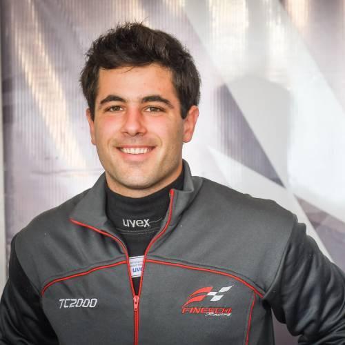 JUAN JOSÉ GÁRRIZ – FINESCHI RACING