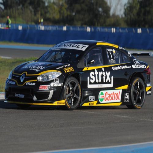 El Renault Sport Team copo el podio