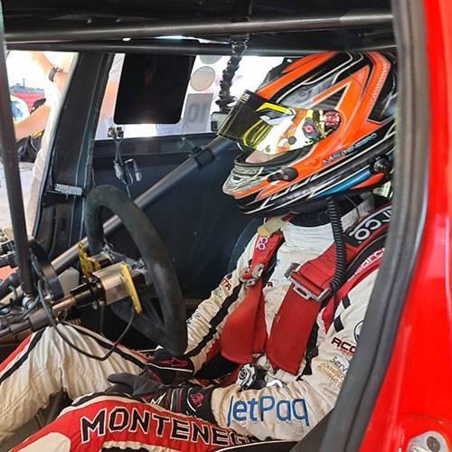 Ignacio Montenegro hará su estreno en el TC2000 con el Toyota Young