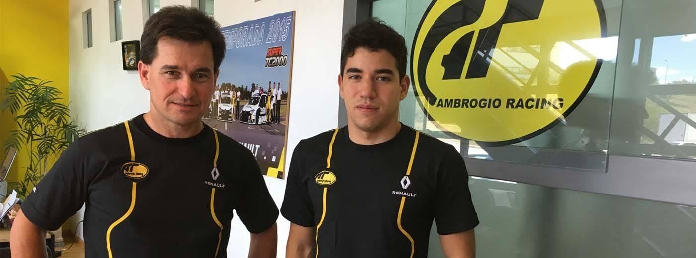 EL AMBROGIO RACING CONFIRMÓ SUS PILOTOS