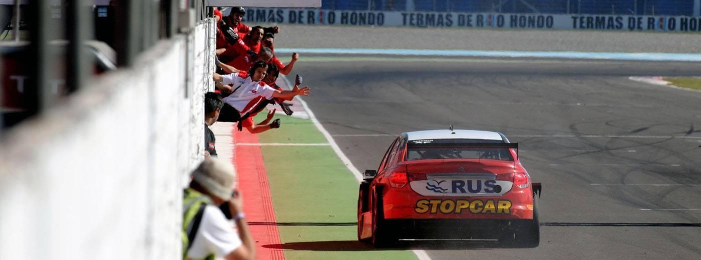 Resultado de imagen para Esteban Guerrieri STC2000 Termas de Rio Hondo 2017